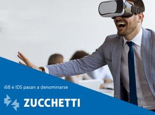 I68 e IDS inician una nueva etapa como Zucchetti Spain con una nueva razón social
